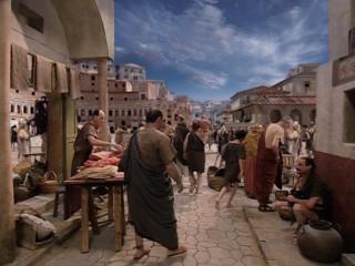 Metropolis – Rome market
