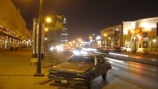 Hot night in Riadh