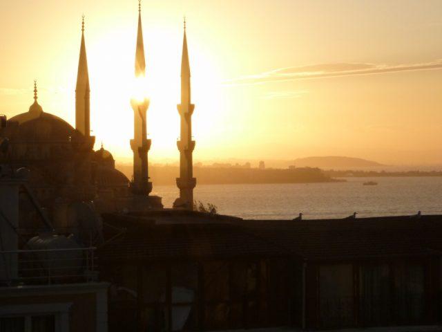 Istanbul – sunrise