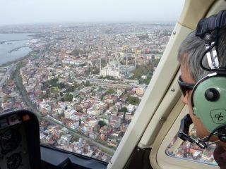 Istanbul – aerial