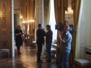The ancestors of the Queen – DOP Rainer Bauer in Brussels