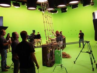 Green screen Studio Magellan