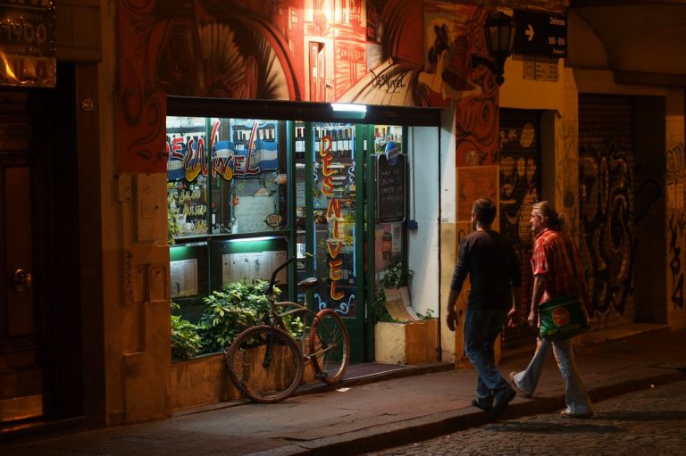 Buenos Aires – the best steaks in town with DOP Rainer Bauer and camera assistant Martin Pflüger