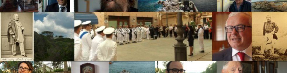Docu-drama 'Guiseppe Garibaldi': Research in Sardegna