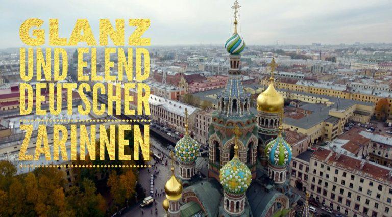 On Air: Glanz und Elend deutscher Zarinnen