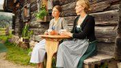Die Sennerinnen von der Priesberg Alm am Königssee