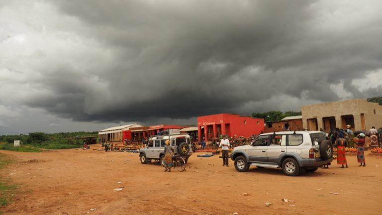Street Market Malawi
