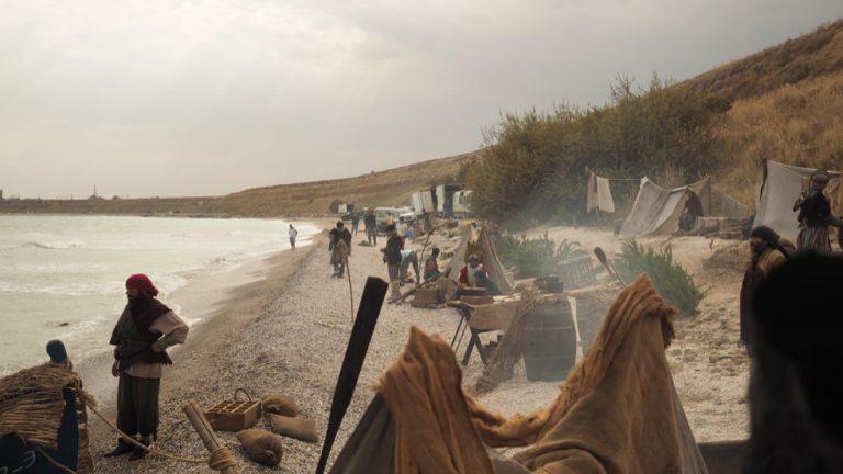Terra x – Magellan – Shooting at the Black Sea