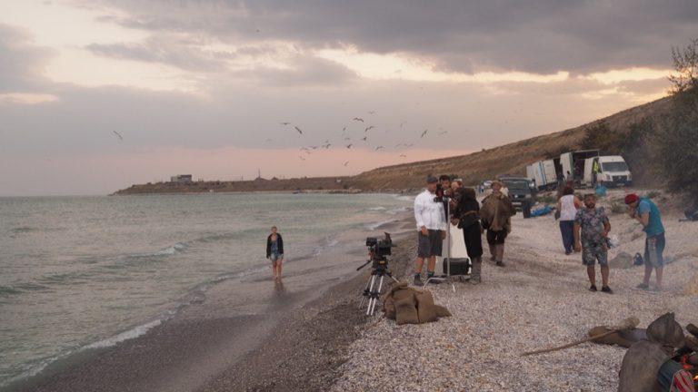 San Julian/Patagonia set at the Black Sea
