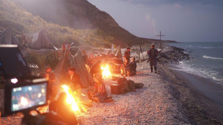 Terra X – Ferdinand Magellan –  Campsite at San Julian