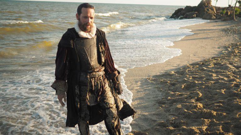 Main Actor Markus Klauk survived Magellan's death!