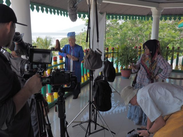 Interview with the Premier Minister of the Sultan of Tidore