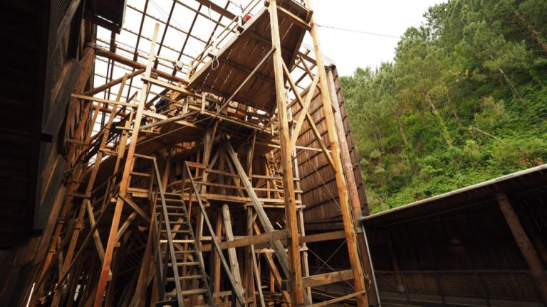 Reconstruction of the San Juan, Albaola Basque Maritime Heritage Society