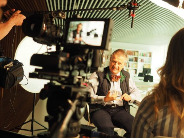 Interview with Borja Aguinagalde, Director of the Bilbao Archive