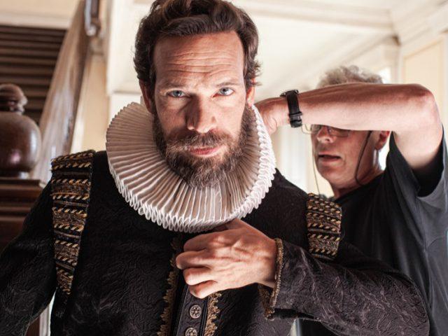 Main actor Markus Klauk aka Ferdinand Magellan
