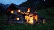 Brennerhütte am Funtensee