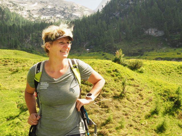 Nationalpark-Rangerin Carmen Kraus
